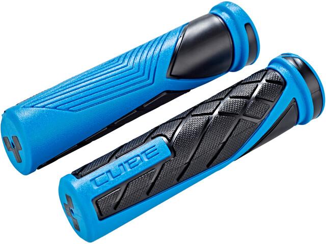 Cube Performance Grips, black'n'blue